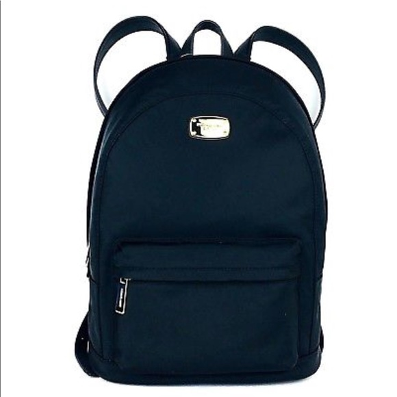 8b9e877a7a66b 🆕Michael Kors Jet Set Nylon Backpack Black - NWT